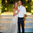 Bar Rafaelli and Azra Wedding Dress Instagram