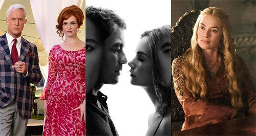 TV show couples