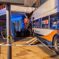 Bus crash Coventry