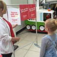 Heart Angels: Trowbridge Shopping Centre