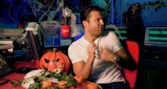 Mark Wright Heart Halloween