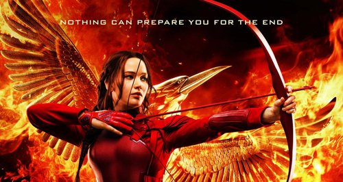 mockingjay hunger games