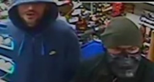 Kiln Road Attempted Armed Robbery