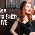See Paloma Faith LIVE - Help Refugees