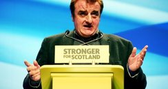 SNP MP Tommy Sheppard at party conference