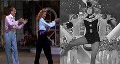 classic dance scenes canvas
