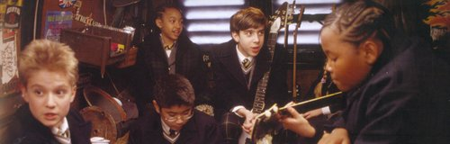 Aleisha Allen School Of Rock