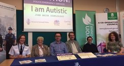 Launch of Autism card
