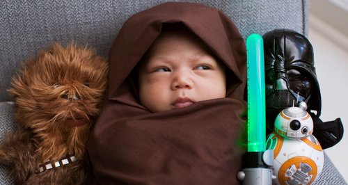 Mark Zuckerberg's jedi daughter