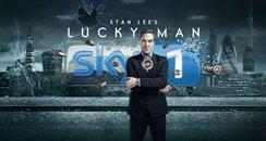 sky, lucky man