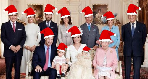What Are The Royals Up To This Christmas? - Heart