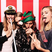 5. 'Tis the season to be silly a la Cara Delevingne, Sienna Miller, Suki Waterhouse and Margot Robbie!