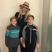 12. Britney Spears' sons are all grown up in cute Instagram snap.