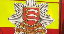 Essex Fire Service badge