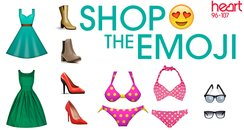shop the emoji feature
