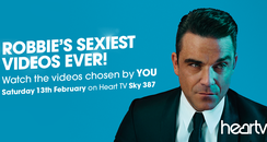 Robbie Williams Sexiest New Asset