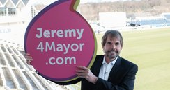 North East Mayoral Candidate Jeremy Middleton