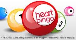 heart bingo generic new legals 244