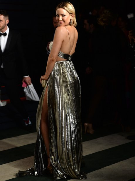 Kate Hudson Vanity Fair Oscars 2016 aftershow party