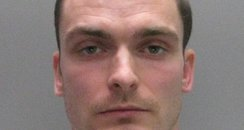 Adam Johnson mugshot