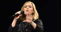 Adele Live On '25' Tour