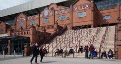 Aston Villa Park Birmingham Football
