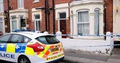 Portsmouth hammer attack Shearer Road