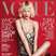 1. Taylor Swift graces the cover of Vogue.