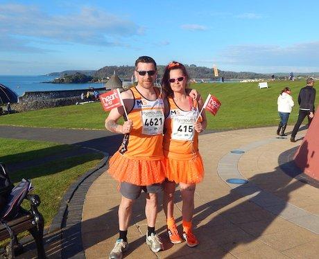 Heart Angels: Plymouth Half Marathon