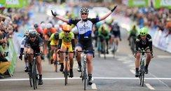 Women's Tour De Yorkshire Winner