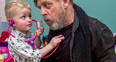 Mark Hamill visits hospital patients on Star Wars