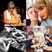 2. Taylor Swift Lena Dunham 30th birthday