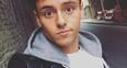 Tom Daley Street Selfie