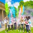 EACH Colour Dash Norwich 2016