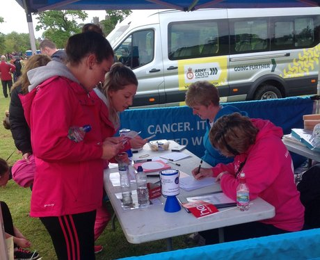 Race for Life Caernarfon 2016