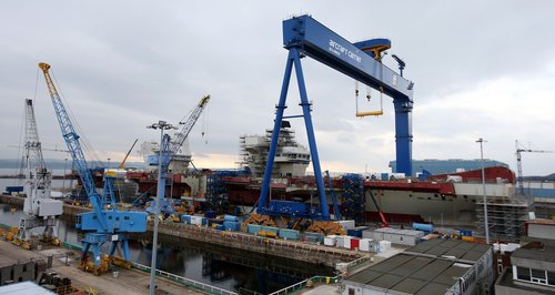 Fife, docks
