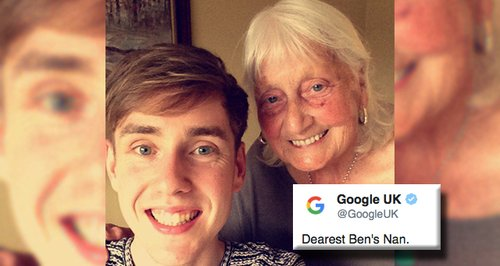 Ben's Nan google canvas