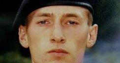 Private Sean Benton