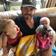 Brandon Blackstock and Kelly Clarkson's kids
