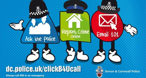 Police contact details