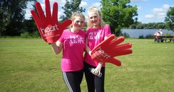 Race for Life Bedford 2016