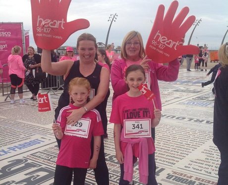 Race for Life: Blackpool 2016