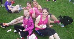 Race for Life Stevenage 2016