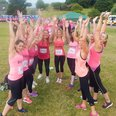 Heart Angels: Exeter RFL Pretty Muddy 2016