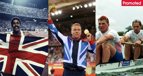 Team GB best moments Sir Chris Hoy