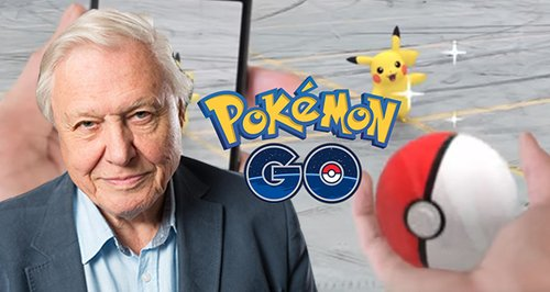David Attenborough Narrating Pokemon Go Makes You