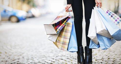 shopping saving money