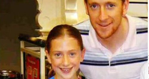 bradley wiggins and laura trott 2004