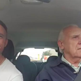 father and son carpool karaoke raises money for ch