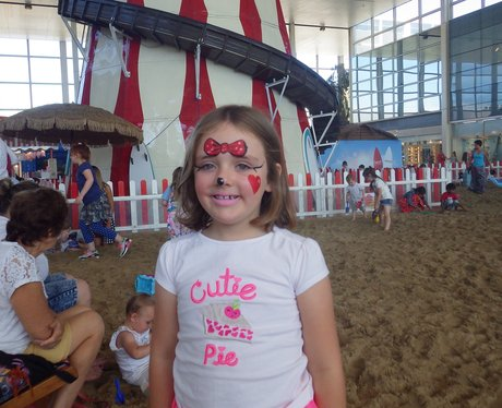 Centre:mk Summer Beach - 26th Aug 2016